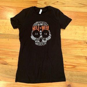 Ladies Hell Week 2018 Bella Canvas tee
